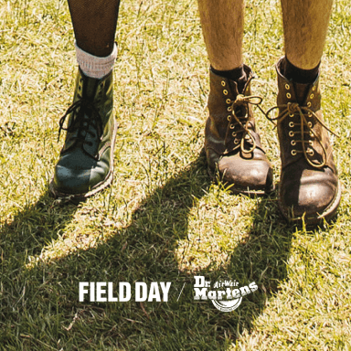 Field Day x Dr. Martens