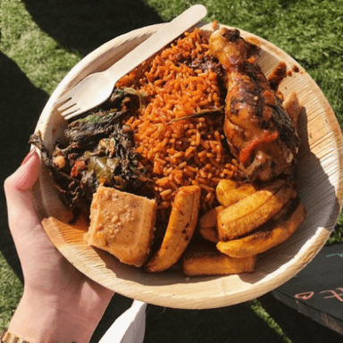 Flavours Of Africa